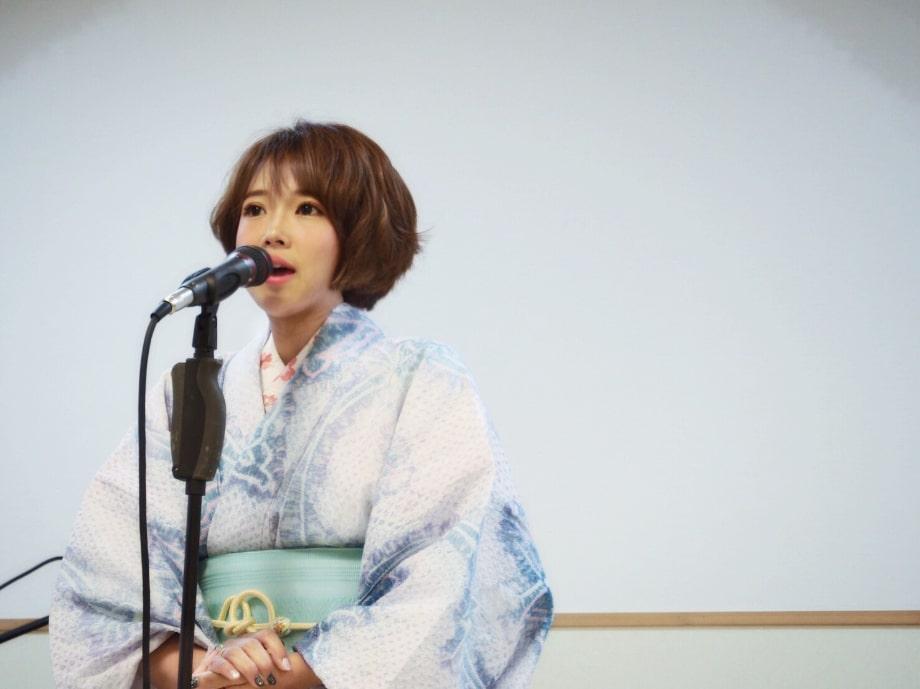 """""""声量アップと歌唱力が身に付く""""神奈川の子ども民謡教室のTOP画像です"""